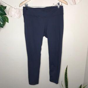 🔥fabletics salar powerhold leggings gray crop